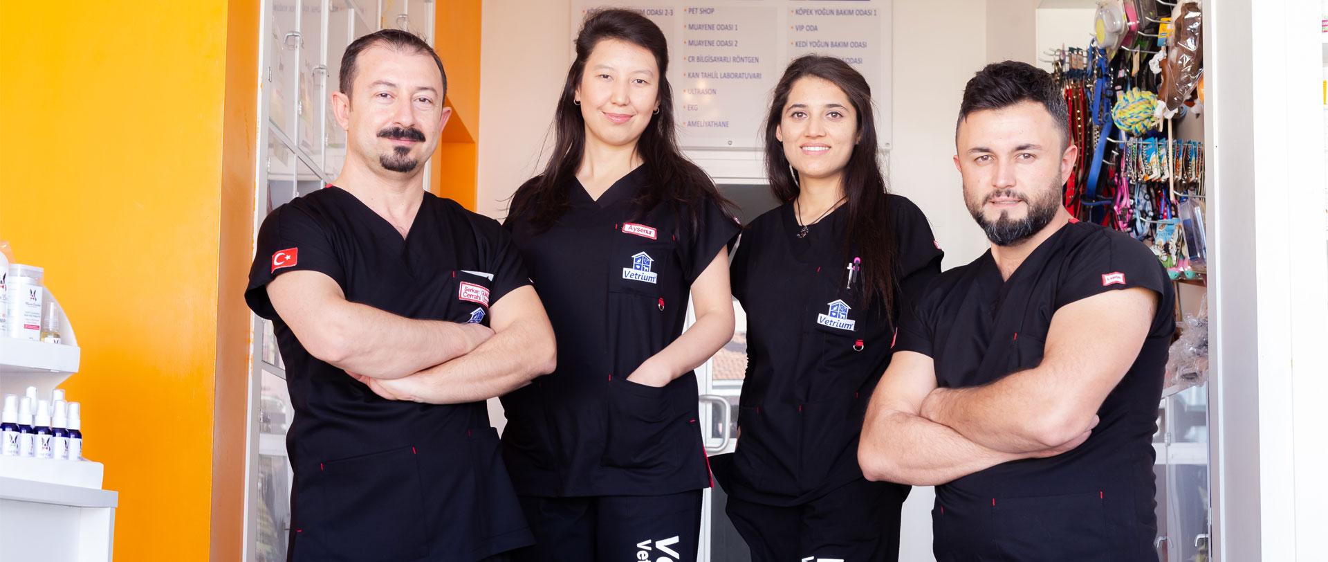 vetrium çayyolu ankara veteriner kliniği