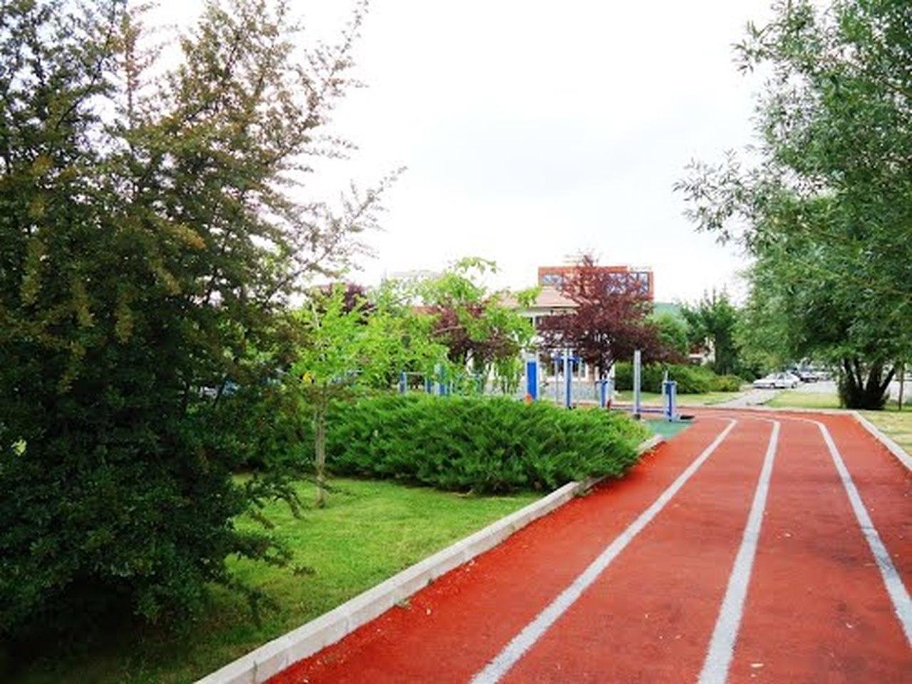 Muharrem Dalkılıç Parkı Yürüyüş ve Koşu Yolu